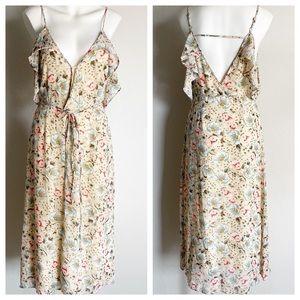 NWT PPLA Clothing Esper Woven Dress Small